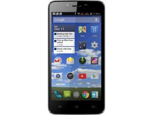 Unnecto Air 5.0 (Gray) Unlocked GSM Smartphone