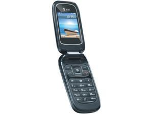 ZTE Z221 Black 3G Unlocked GSM Flip Cell Phone