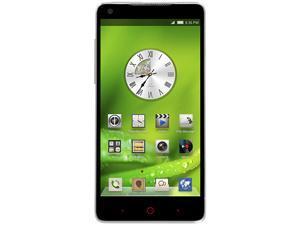ZTE 80800200437 Black Quad-Core 1.5GHz Nubia 5 Unlocked Cell Phone