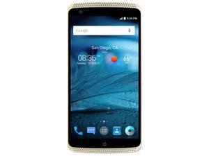 "Axon Pro Unlocked Smart Phone, 5.5"" Gold Color, 32GB Storage 4GB RAM, (North America Warranty)"