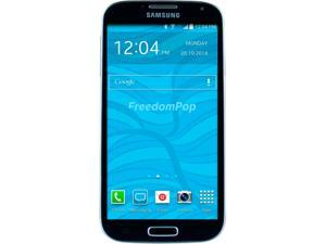 100% Free Mobile Phone Service w/ Samsung Galaxy S4 (Certified pre-owned)