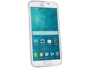 100% Free Mobile Phone Service w/ Samsung Galaxy S5 White - FreedomPop (Certified pre-owned)