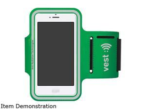 "Vest Green Anti-Radiation Armband up to 5"" vst119003"