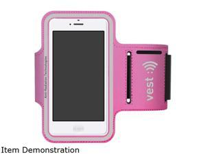 "Vest Pink Anti-Radiation Armband up to 5"" vst119004"