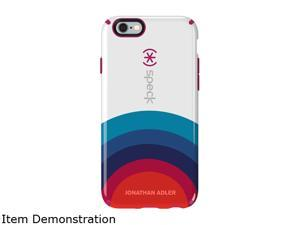 Speck Products CandyShell Inked Jonathan Adler Sunrise/Lipstick Glossy Case for iPhone 6s & iPhone 6 73990-5127