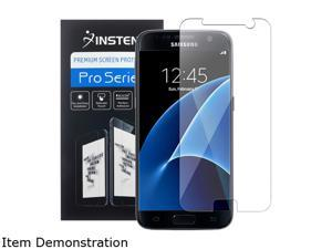 Insten Clear LCD Screen Protector Shield Guard Film Compatible With Samsung Galaxy S7 2209390