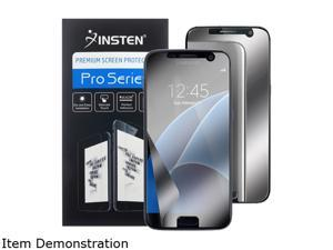 Insten Clear Mirror LCD Screen Protector Shield Guard Film Compatible With Samsung Galaxy S7 2205313