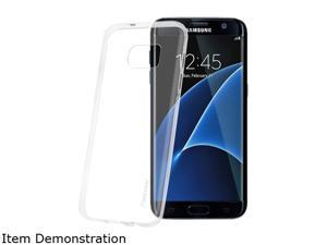 Insten Clear TPU Rubber Candy Skin Case Cover Compatible With Samsung Galaxy S7 Edge 2213177