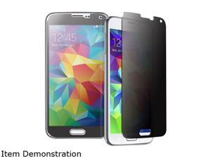 Insten Clear Privacy Anti-Spy Tempered Glass LCD Screen Protector Shield Guard Film for Samsung Galaxy S5 2232514