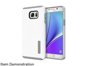 Incipio DualPro SHINE White/Light Gray Case for Samsung Galaxy Note 5 IN-144686