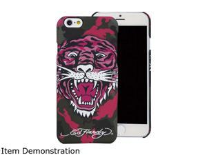 Choicee Tiger Camouflage Pink Ed Hardy iPhone 6 Plus Case EHIP61701
