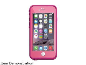 LifeProof Pink Fre Power Case for Apple iPhone 6 77-50336