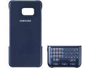 SAMSUNG Black Sapphire Keyboard Cover for Galaxy S6 edge+ EJ-CG928UBEGUS
