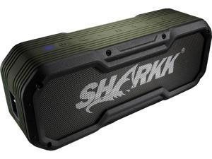 SHARKK SP-SKBT83 Rugged / WaterProof IP65 Certified BoomBox Bluetooth Speaker 30h Battery