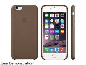Apple Olive Brown iPhone 6 Leather Case MGR22ZM/A