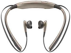 Samsung Level U Wireless Headphones Gold - EO-BG920BFEBUS