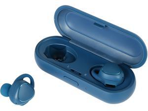 Samsung Gear IconX SM-R150 True Wireless Fitness Tracker Earbuds Standalone Music Player Earphones [Blue] - International Version