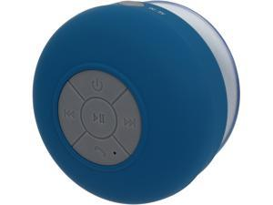 Antec SPOT SHOWER Blue Water-Resistant Bluetooth Wireless Speaker