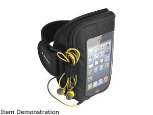 Avantree Black TR801 Sports Running / Gym / Jogging Exercise Neoprene Armband Case Pouch for Samsung S5 / Note 3 KSAM-TR801-BLK