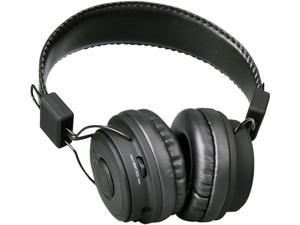 Avantree BTHS-849-BLK Hive Wireless Bluetooth Stereo Headphones with Built-in Mic for iOS and Android (A2DP)