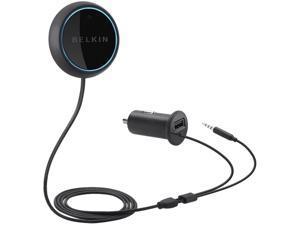 Belkin F4U037CW Black CarAudio Connect AUX with Bluetooth