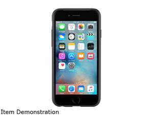 Evutec Black Apple iPhone 6/6s Karbon SI Series AP-006-SI-KA1