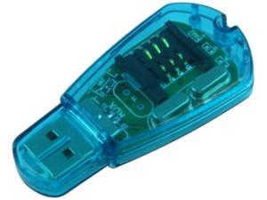 Insten USB SIM Card Reader/Writer/Backup For GSM Phone 1042700