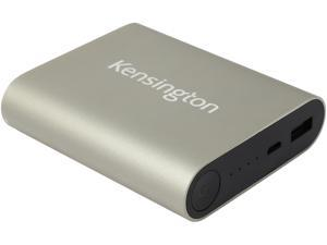 Kensington K38219WW 10400mAh USB Mobile Charger for iPhone, iPad, Samsung Galaxy, and other USB-Charged devices