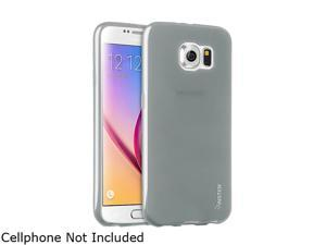 Insten Smoke Frosted TPU Rubber Candy Skin Case for Samsung Galaxy S6 2076382
