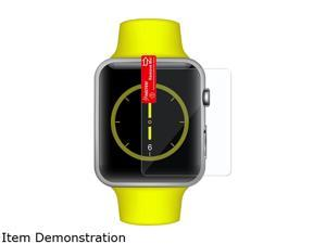 Insten Transparent Clear LCD Screen Protector Cover Shield Guard Film for Apple Watch 42mm 2077817