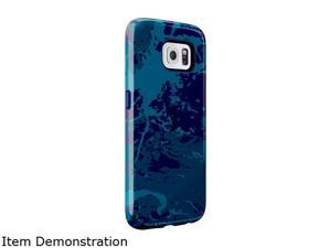 Speck Products CandyShell Inked Color Field Blue/Cadet Blue Samsung Galaxy S6 Case SPK-A3871
