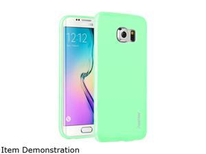Insten Mint Green Jelly TPU Rubber Skin Gel Back Shell Case For Samsung Galaxy S6 Edge 2105854