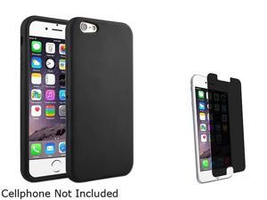 <ul><li><b>1X Skin Case compatible with Apple iPhone 6 4.7, Black</b></li><li><b> Note: NOT compatible with Apple iPhone 6 Plus </b></li><li>Keep your Apple iPhone safe and protected in style with thi