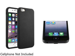 <ul><li><b>1X Plug Cap compatible with Apple iPhone 5 / 5S/ 5C / iPod / iPad, Black</b></li><li>Protect your Apple iPhone 5/ 5C/ 5S/ iPod/ iPad docking port from dust and lint</li><li>Provides a tight