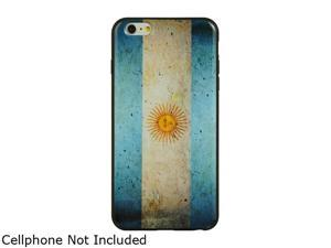 Luxmo Apple iPhone 6 Plus TPU IMD Case Flag Argentina TIIP6LFLAR