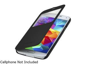 CIRAGO Black Smart-View Stand Case for Galaxy S5 S5WINSMARTVBLK