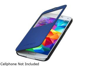 CIRAGO Navy Smart-View Stand Case for Galaxy S5 S5WINSMARTVNVY