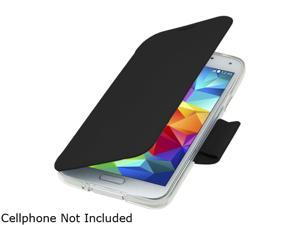 CIRAGO Black Origami Stand Case for Galaxy S5 S5ORIGAMIBLK