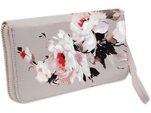 Gresso Miami English Rose Allure Collection Clutch/Wallet, GR11ALL005