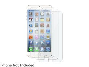 Insten Transparent 3pcs-set Reusable Screen Protector Shield for Apple iPhone 6 (4.7-inch) 1923766