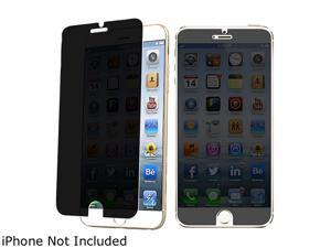 Insten Transparent 2-Pack Privacy Anti-Spy Filter Screen Protector For Apple iPhone 6 (4.7-inch) 1927905
