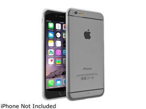 Insten Clear / Clear Bumper Snap-in Case Cover for Apple iPhone 6 Plus (5.5-inch) 1963894