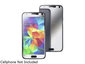 Insten Transparent Mirror Screen Protector Shield for Samsung Galaxy S5 SV 1793947