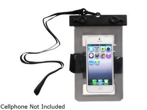 Insten Black Waterproof Bag Case with Armband for Samsung Galaxy S5 SV 1830395
