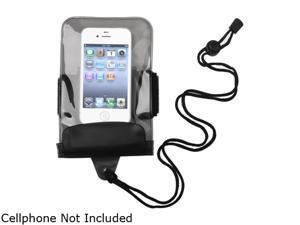 Insten Black Waterproof Bag Case for Samsung Galaxy S5 SV 1830394