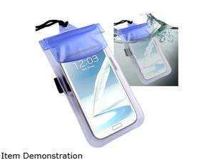 Insten Blue Waterproof Bag Case for Samsung Galaxy S5 SV 1830398