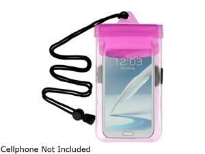 Insten Hot Pink Waterproof Bag Case for Samsung Galaxy S5 SV 1830396