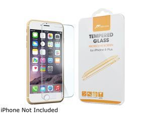 roocase Premium Real Tempered Glass Screen Protector Guard for Apple iPhone 6 / 6S 4.7-inch
