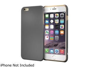 roocase Thin Slim Fit SKINNY SLIMM Case Cover for Apple iPhone 6 Plus / 6S Plus 5.5-inch, Gray