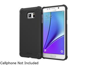 rooCASE Exec Tough Granite Black Case for Samsung Galaxy Note 5 RC-NOTE5-ET-BK